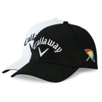 Callaway corporate front side logo cap