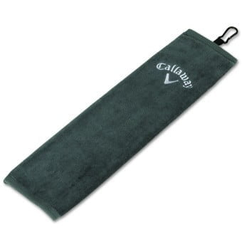 callaway tri fold handdoek grijs