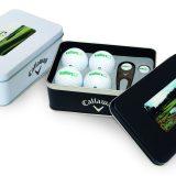Callaway 4 ball gift set