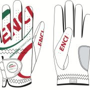Myglove synthetische golfhandschoen met marker