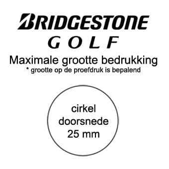 bridgestone logogrootte