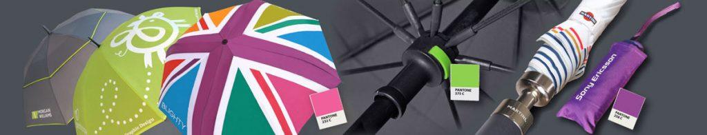 Ontwerp een custom made paraplu