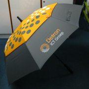 2 laags storm paraplu
