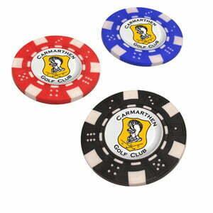 pokerchip marker