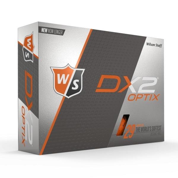 Wilson DX2 Matte Attack