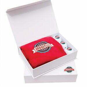 handdoek presentatie box