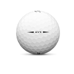 AVX golfbal wit