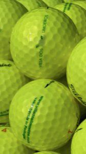Villa Dos Lamoeiros golfballen met logo